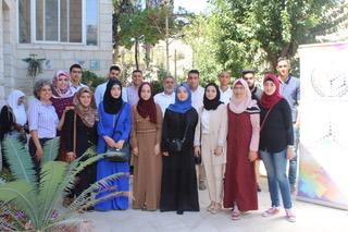 Studieren ohne Grenzen – Palästina